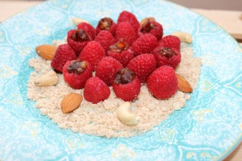 raspberry Sweet Bites